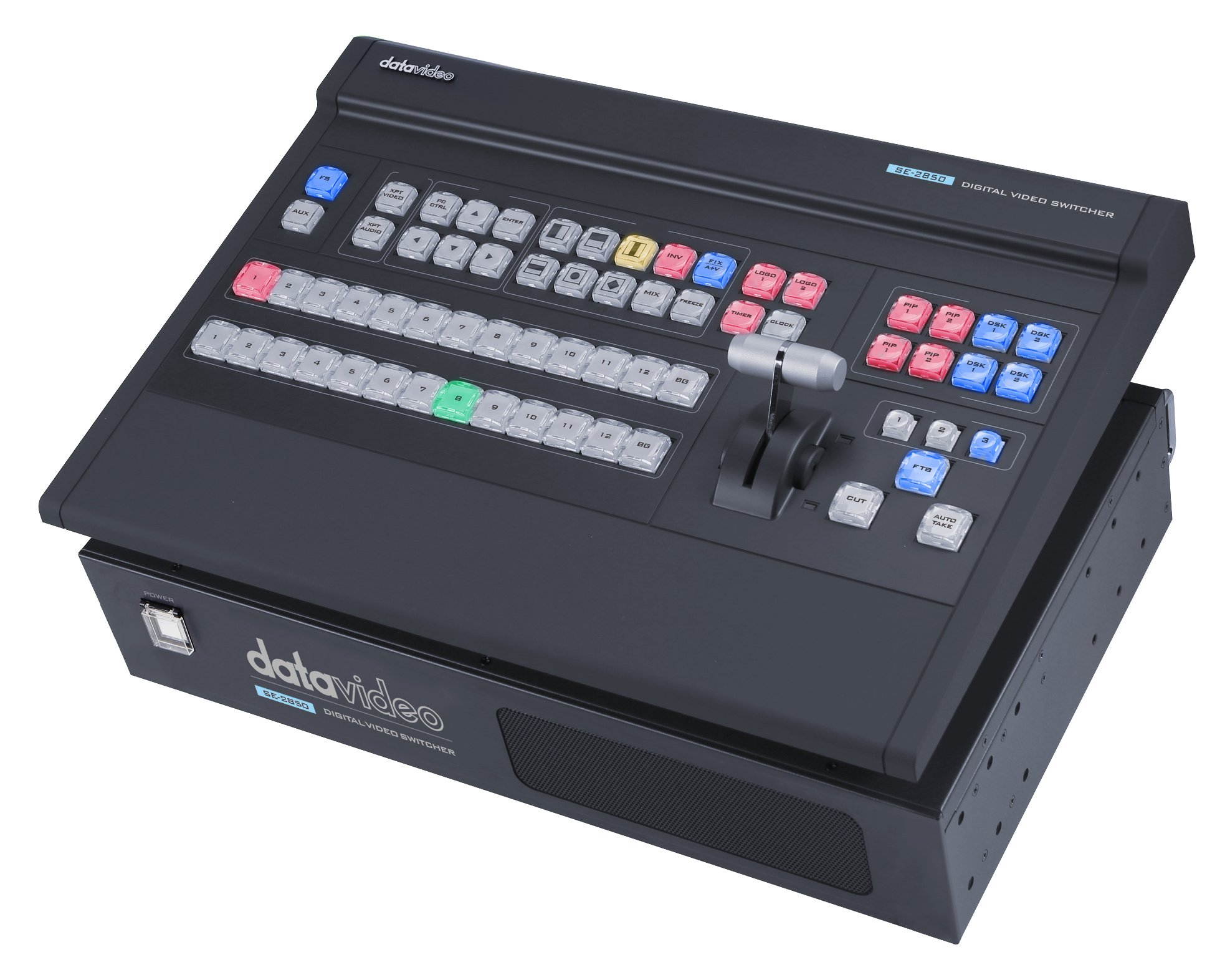 8-Channel HD/SD Video Switcher