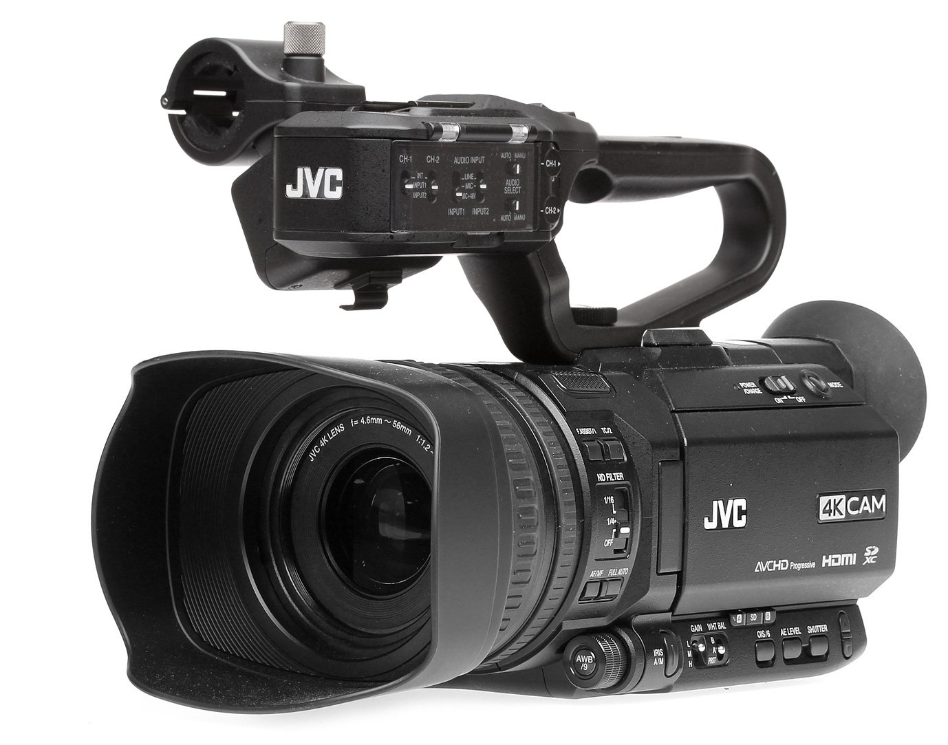 GY-HM200SP Sports Production Camcorder / Scorebot Package