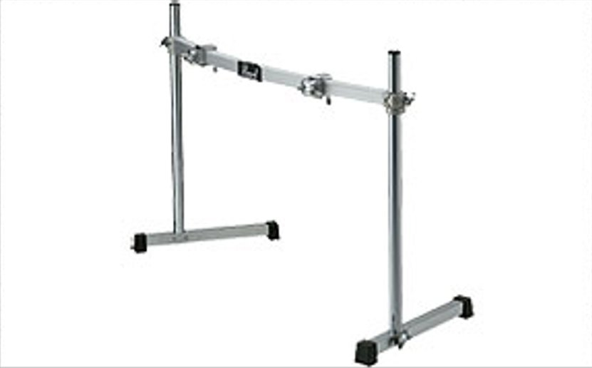 Front Drum Rack with Curved Bar, with Clamps