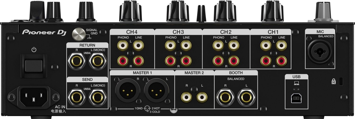 4-Channel Mixer