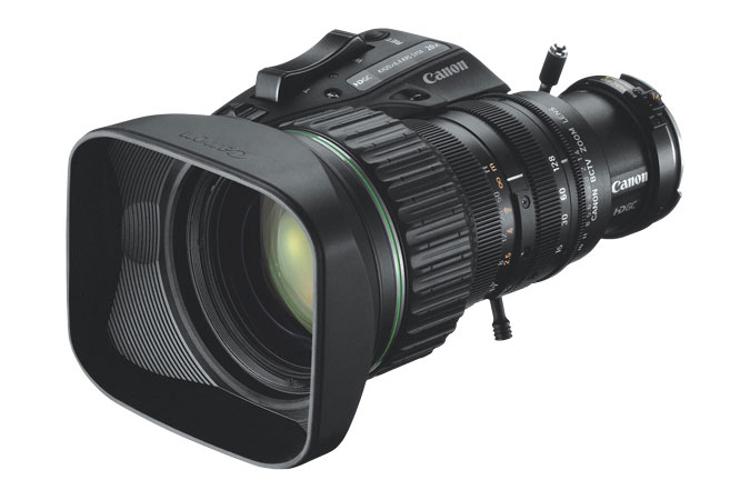 """Canon KH20X6.4-KTS  20x 1/2"""" HDTV Broadcast Lens, 6.4-128mm KH20X6.4-KTS"""