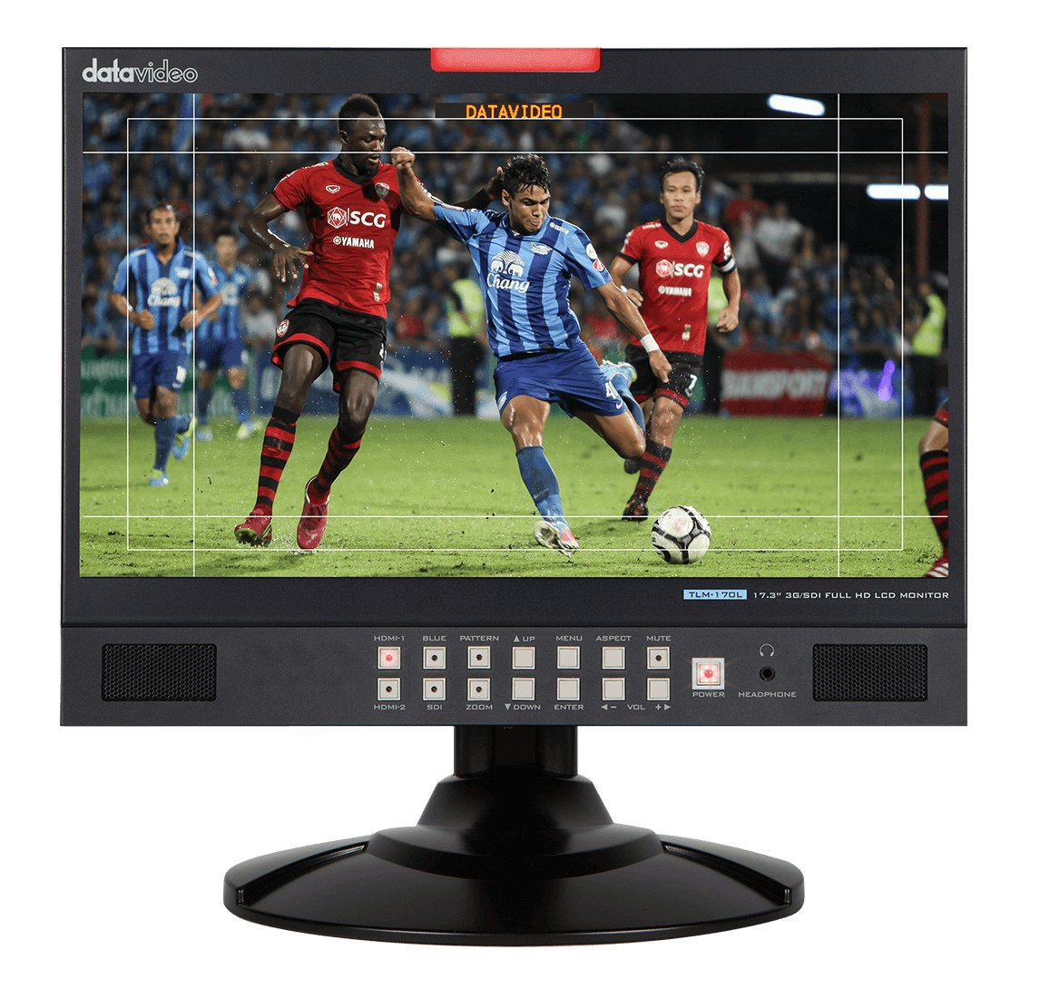 "17.3"" 3G-SDI Full HD LCD Monitor with HDMI Inputs"