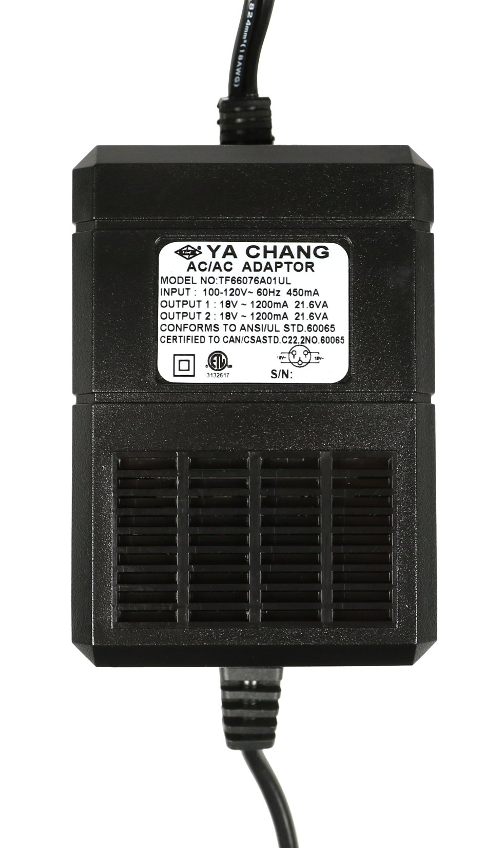 Power Supply for MultiMix 6, 8, and 12