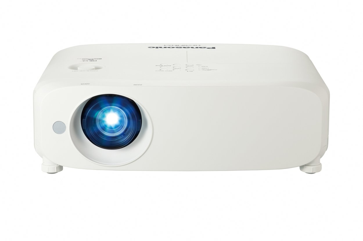 5500 Lumen WXGA LCD Projector with Lens