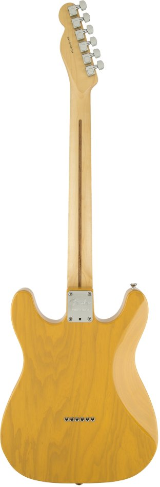 Butterscotch Blonde Double Cutaway Electric Guitar with SS Pickup Configuration