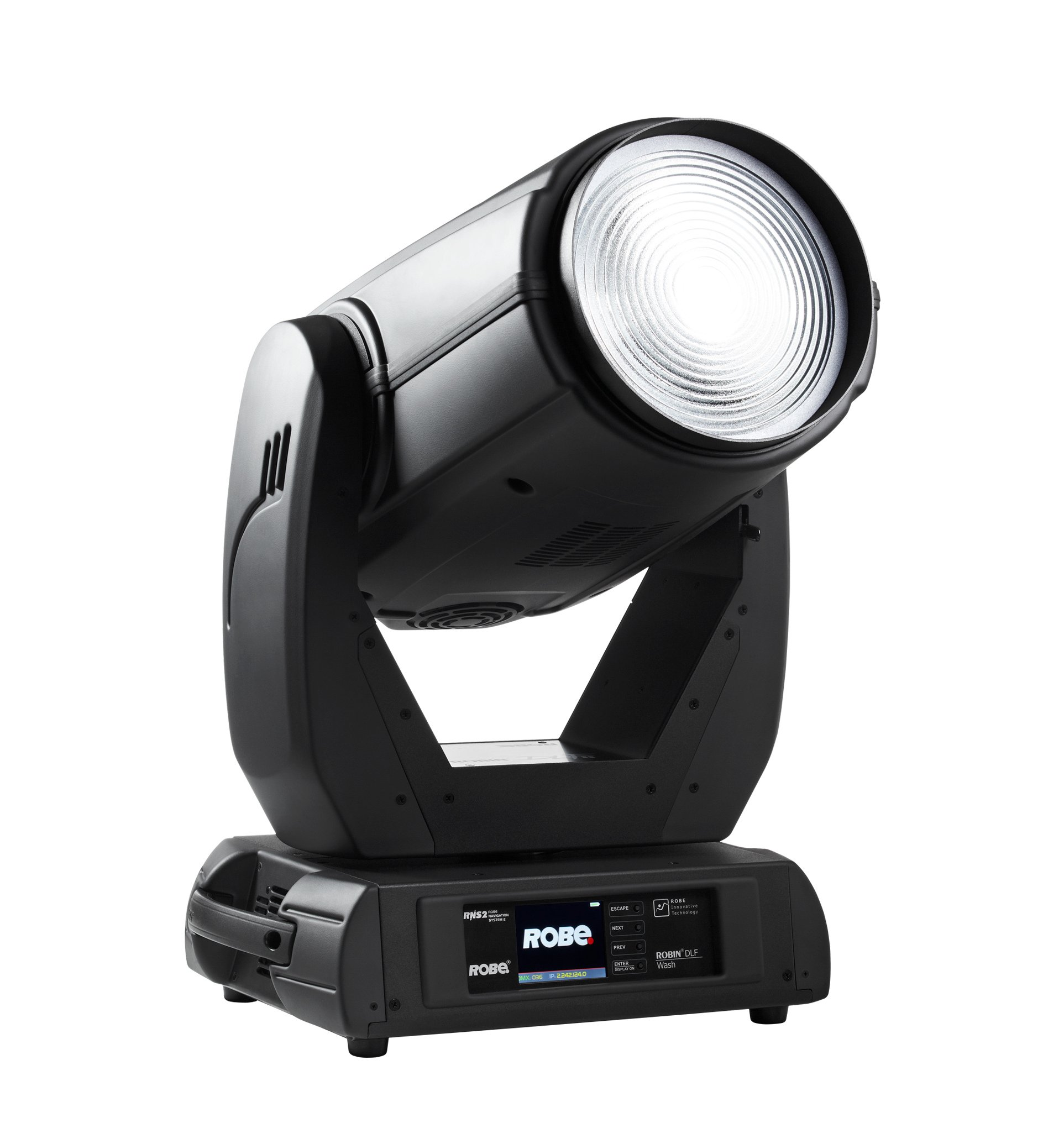 480 W LED Moving Head Wash Fixture