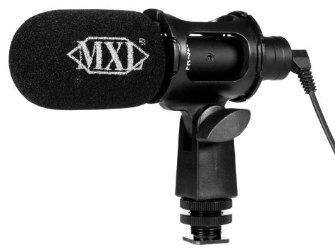 Stereo Field Recording Microphone