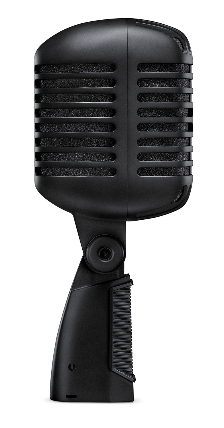 Deluxe Vocal Microphone, Black