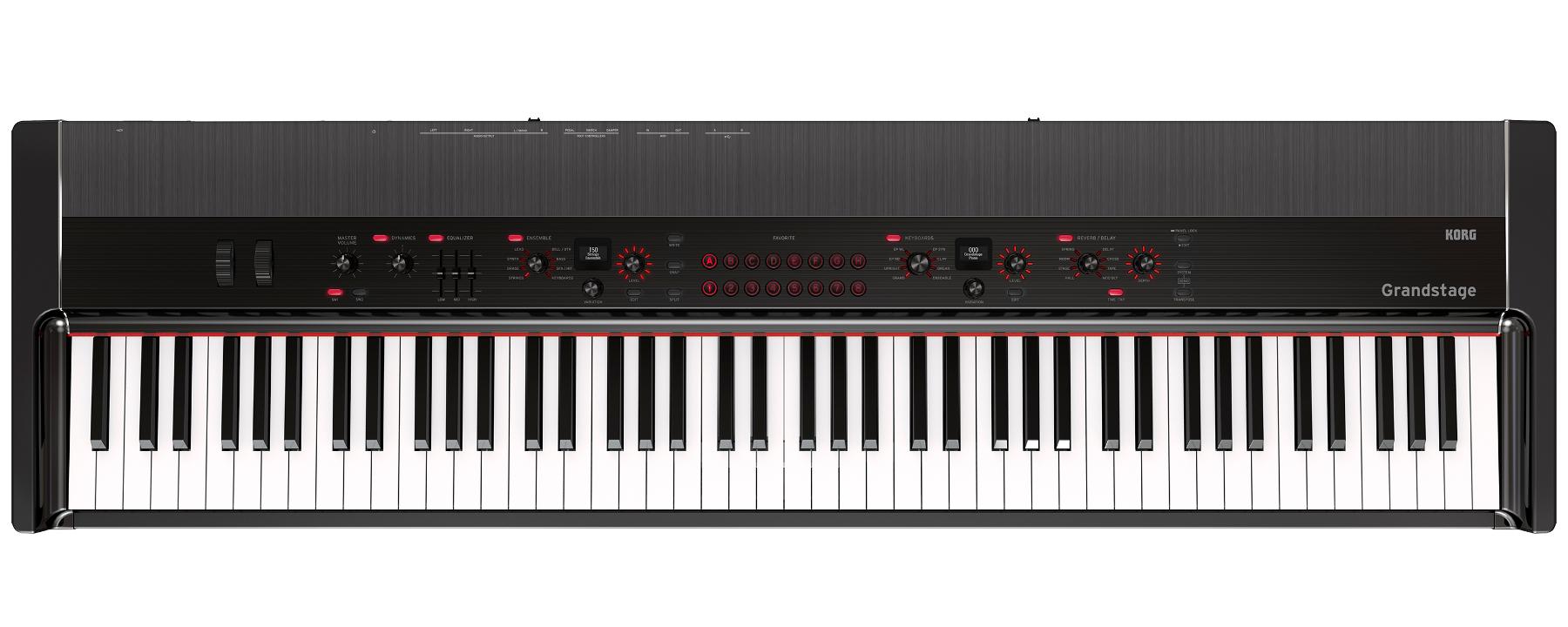 88-Key Digital Stage Piano