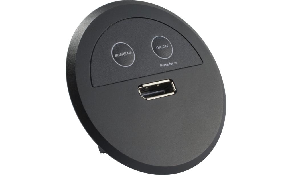 Share-Me DisplayPort & Control Table Insert