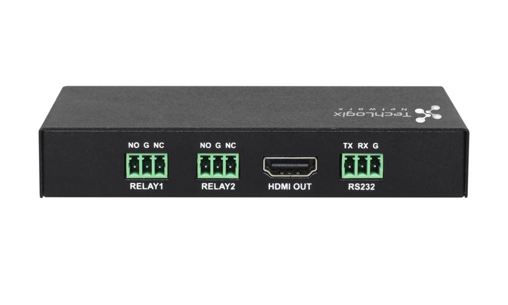 In-line HDMI Controller & De-embedder