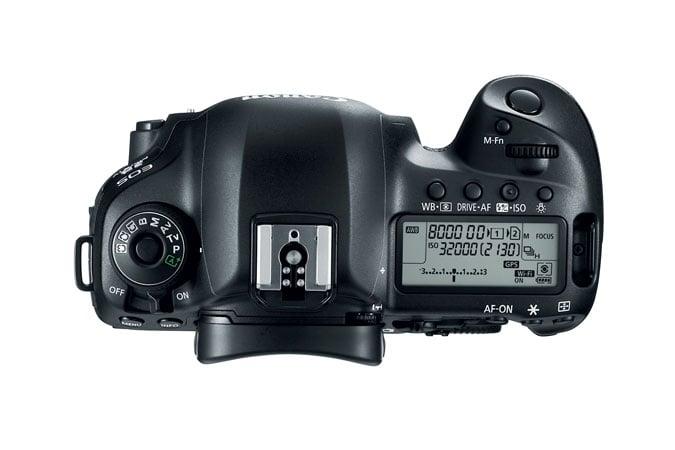 30.4MP EOS Digital SLR Camera Body Only