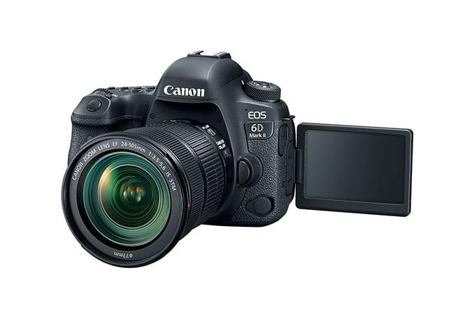 26.2MP DSLR with 24-105mm IS STM Lens Kit