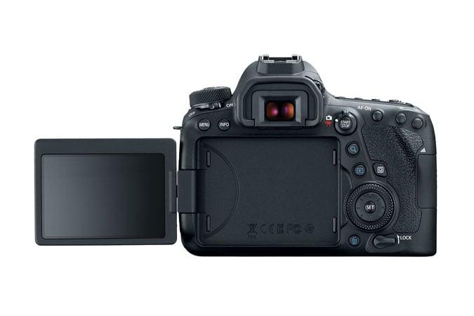 26.2MP DSLR Camera Body