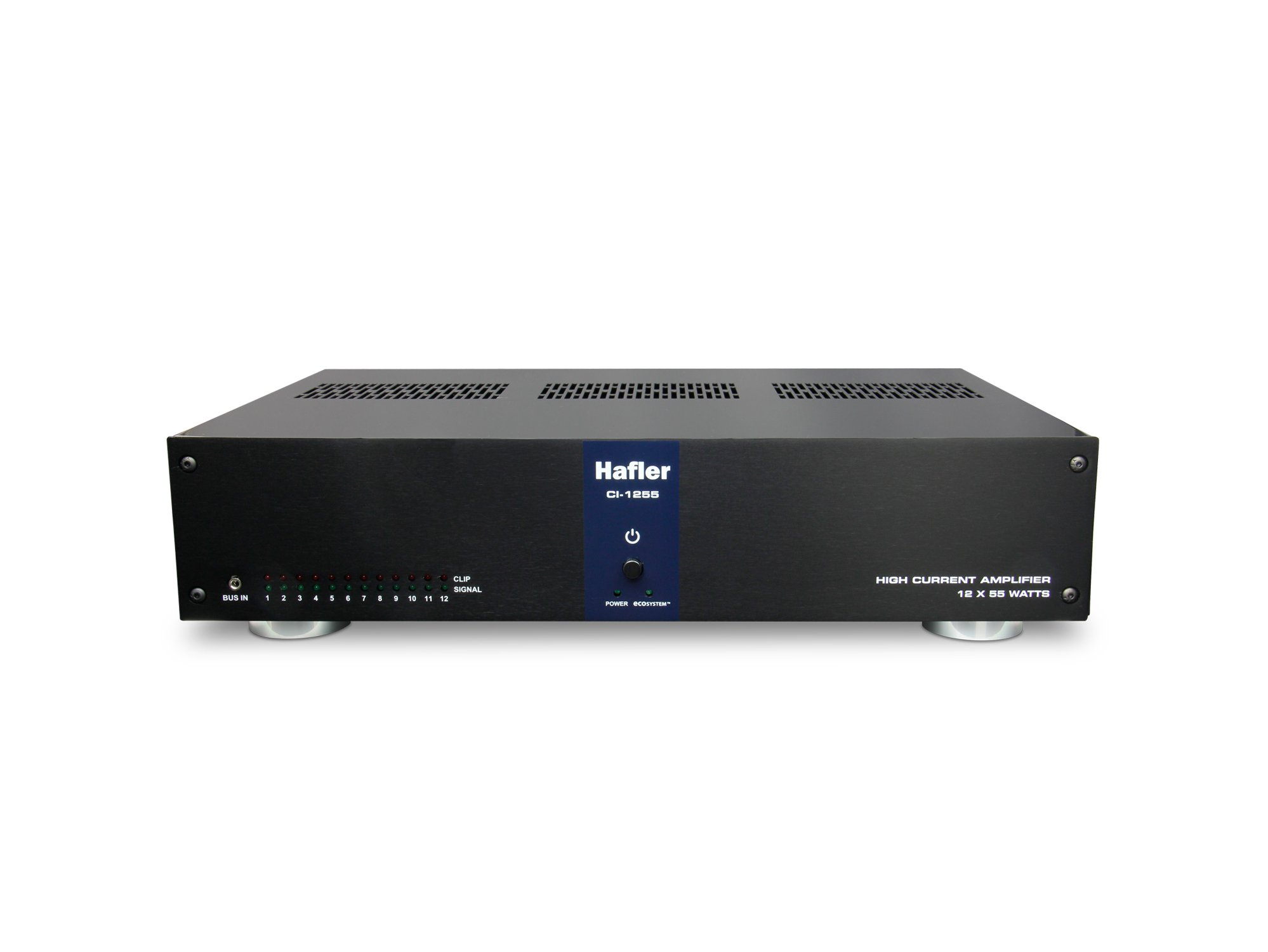 Hafler CI-1255e 55W, 12-Channel Multi-Zone Power Amplifier CI-1255E