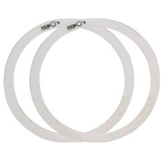 "2-Pack of 14"" RemOs Overtone Controlling Rings (1"" & 1.5"" Widths)"