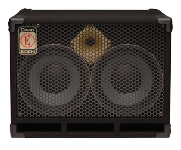 "500W 4-Ohm 2x10"" Bass Speaker Cabinet"