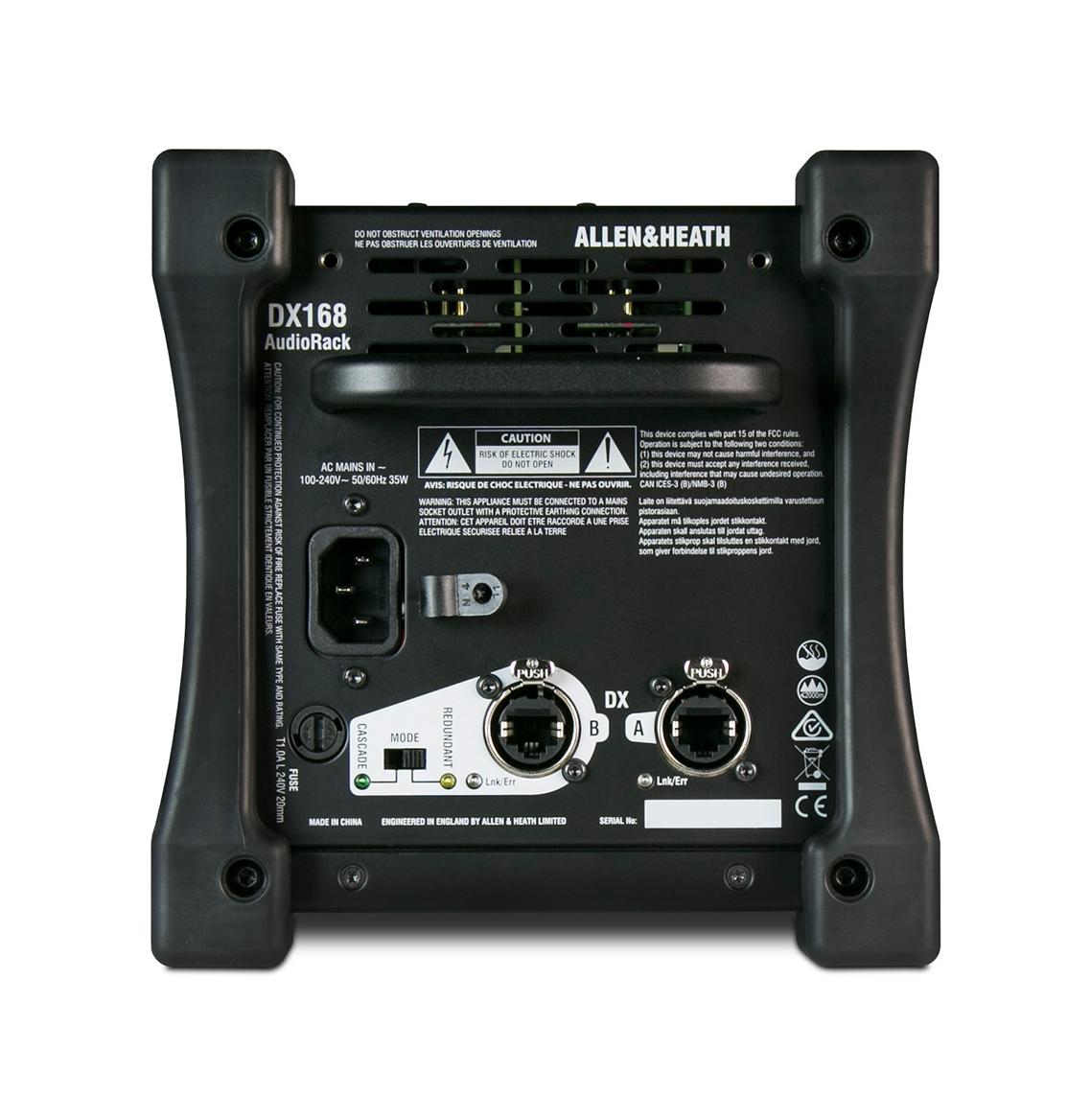 16 XLR Input / 8 XLR Output Portable DX Expander