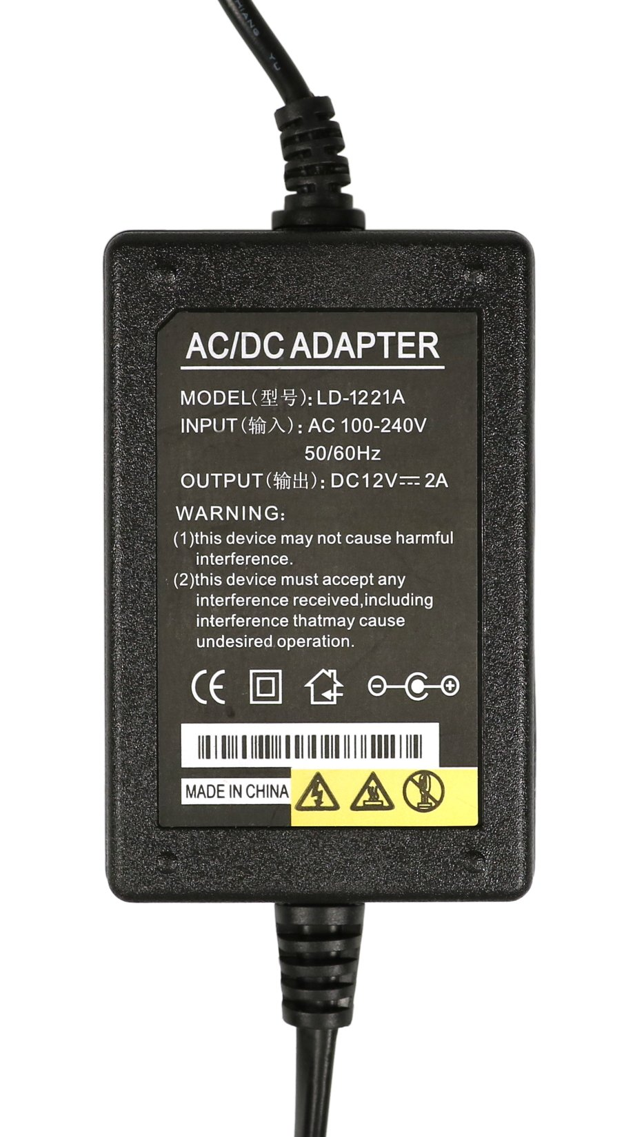 PDWR52BTBK AC Adaptor