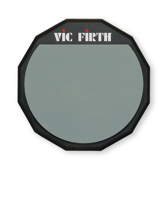 "6"" Rubber Percussion Practice Pad"