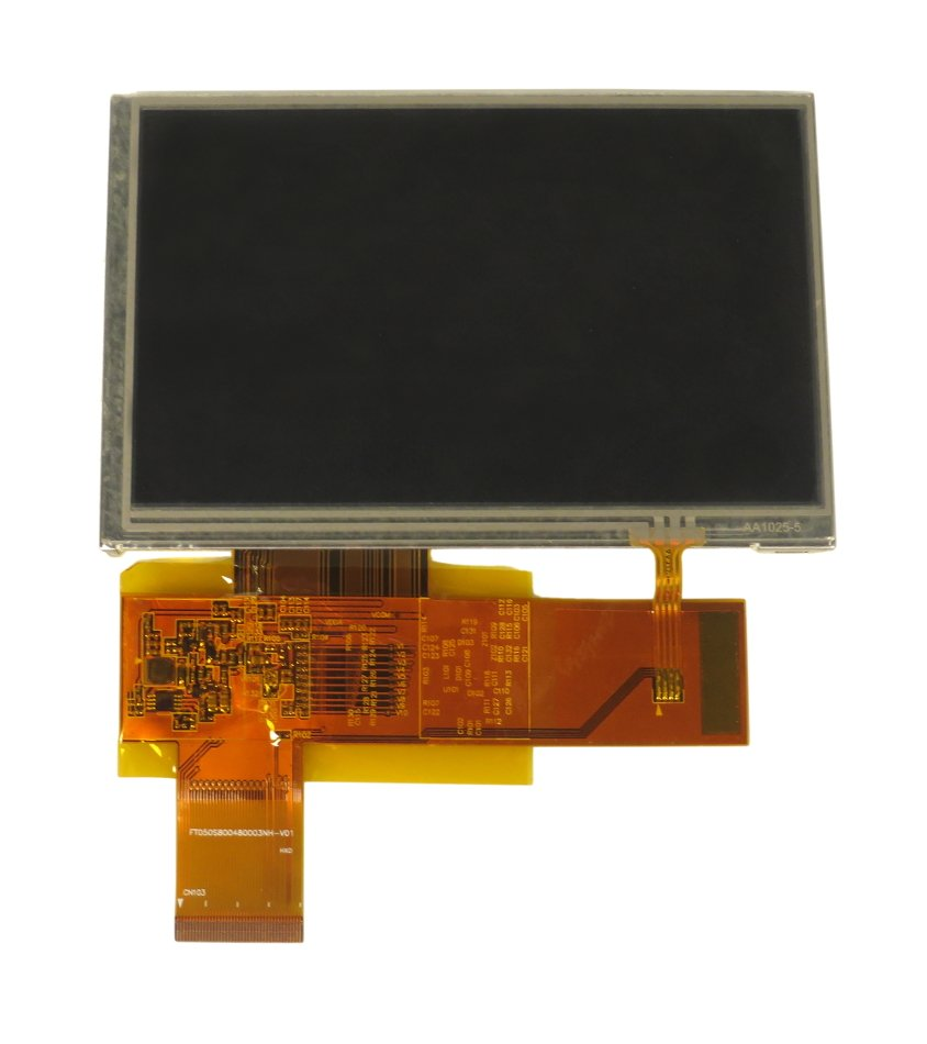 LCD Assembly for QU16 and QU24
