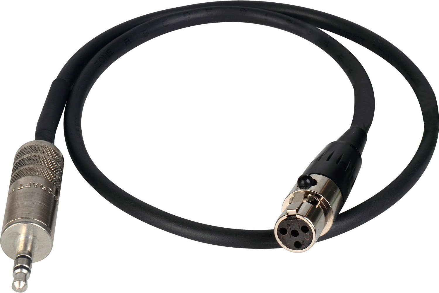 3 ft XLRF to 3.5mm Stereo Cable