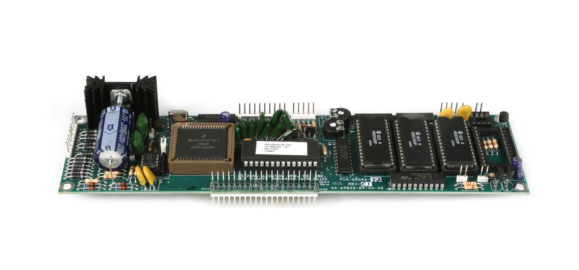 Leviton/NSI Dimmers PCB