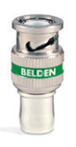 3-Piece RG6 HD-BNC connector