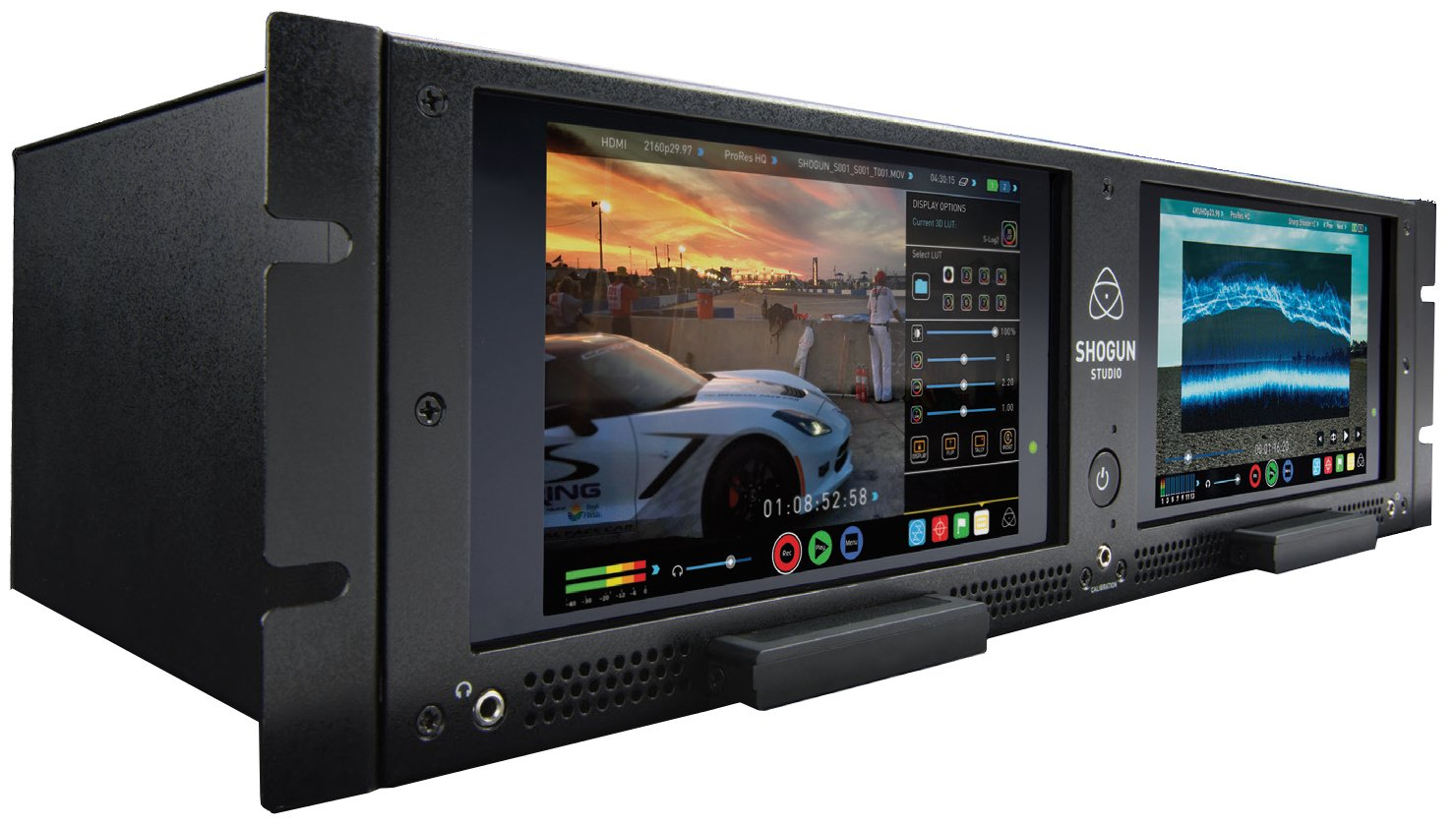 All-In-One 4K Apple ProRes/RAW Monitor