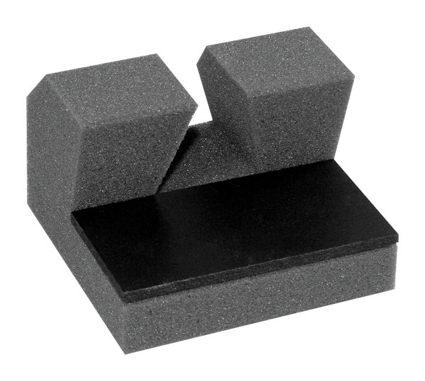 3 Pack of Isolation Feet for Microphone Stands