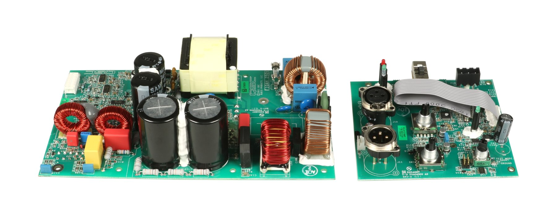 Amp PCB Assembly for KLA12