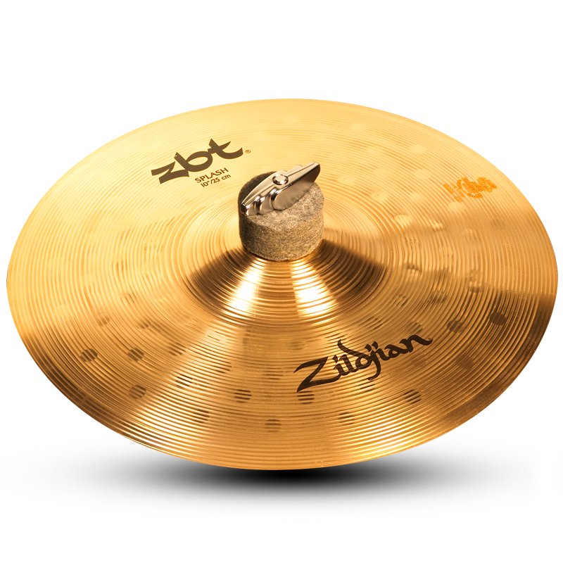 "10"" ZBT Series Splash Cymbal"
