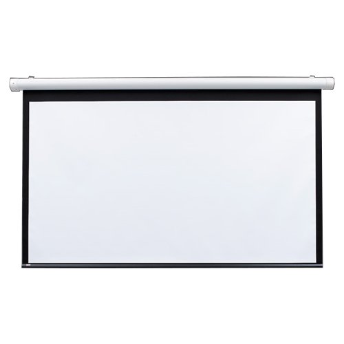 "85"", 16:10, Matt White Projection Screen  with AutoReturn"