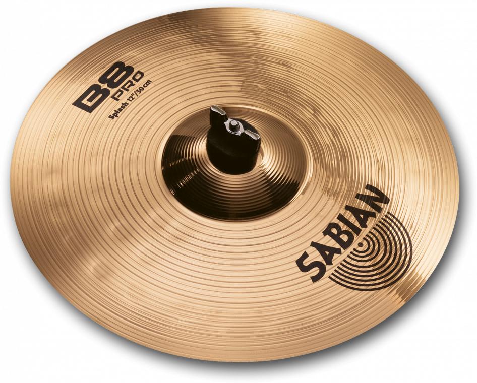 """12"""" B8 Pro Splash Cymbal"""