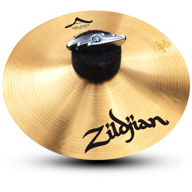 "6"" A Zildjian Splash Cymbal"