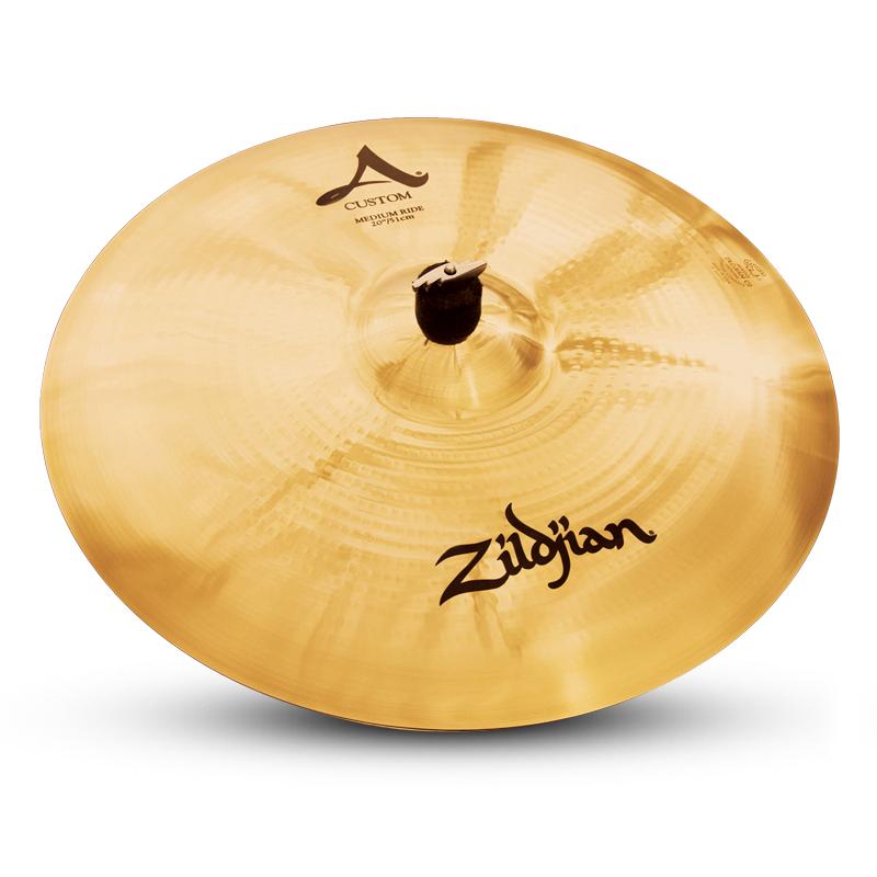 "20"" A Custom Medium Ride Cymbal"