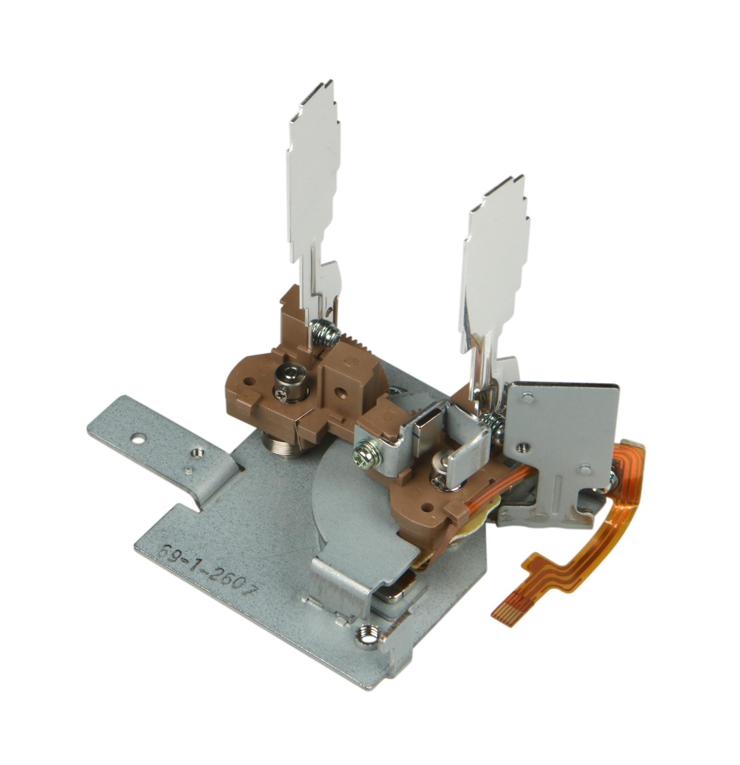 PTAX100U Iris Assembly