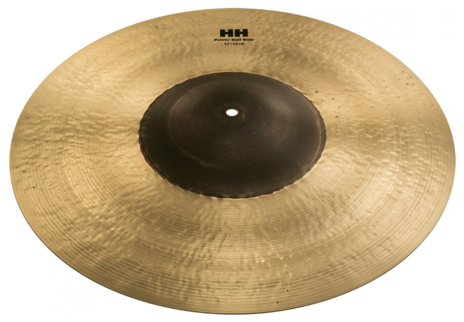 "22"" HH Power Bell Ride Cymbal"