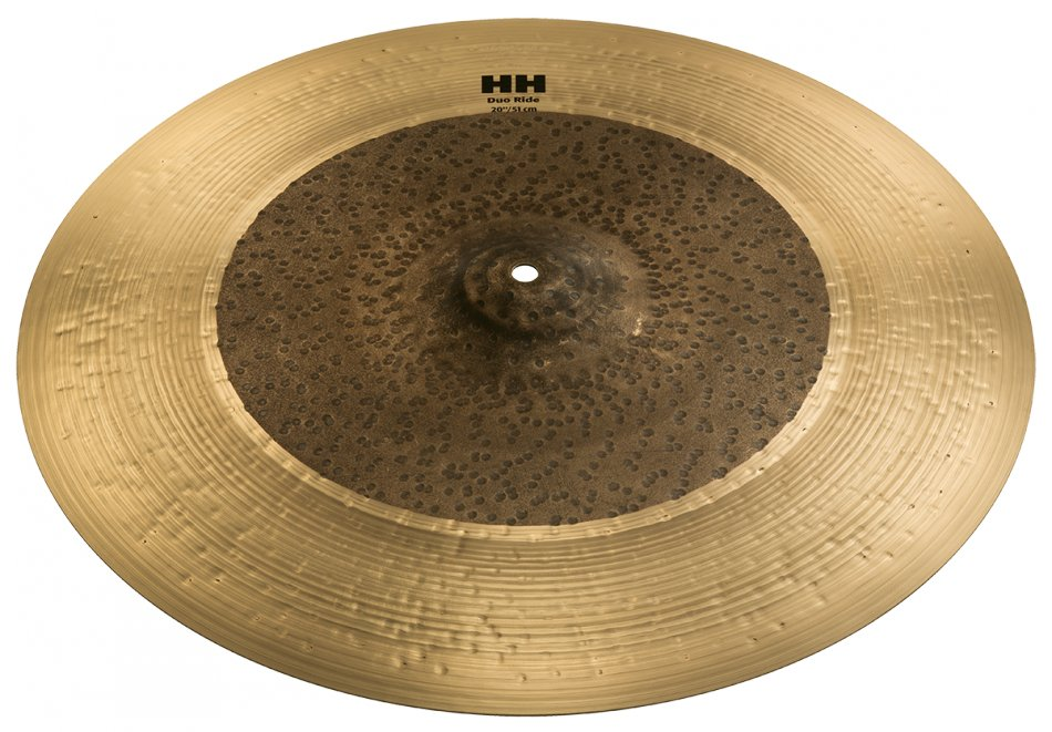 "Sabian 12065 20"" HH Duo Ride Cymbal 12065"