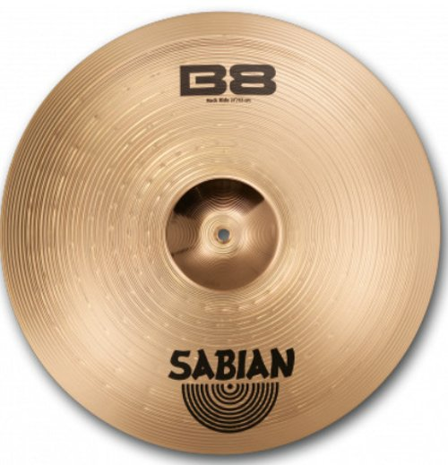 sabian 42014 20 b8 rock ride cymbal full compass systems. Black Bedroom Furniture Sets. Home Design Ideas