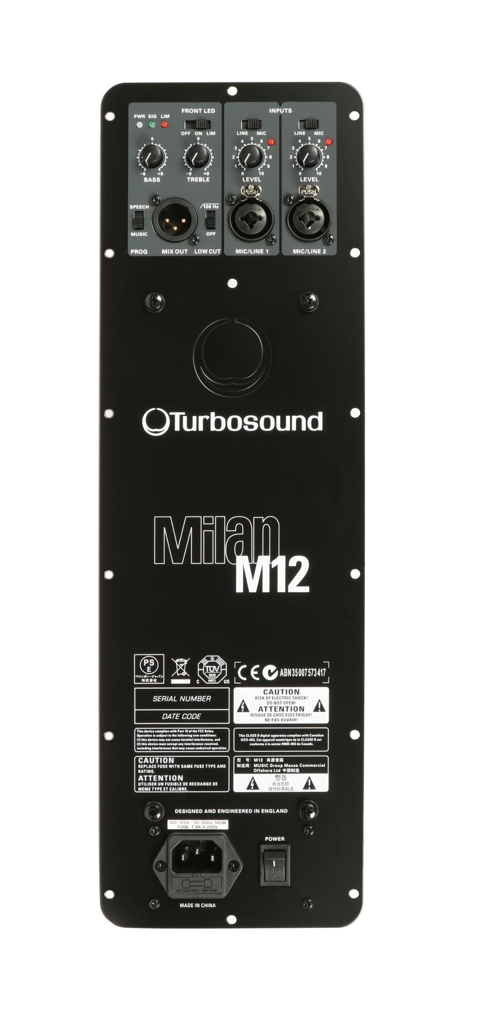 Milan M12 Amp Module