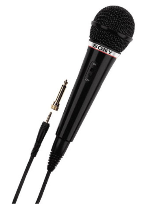 Unidirectional Microphone