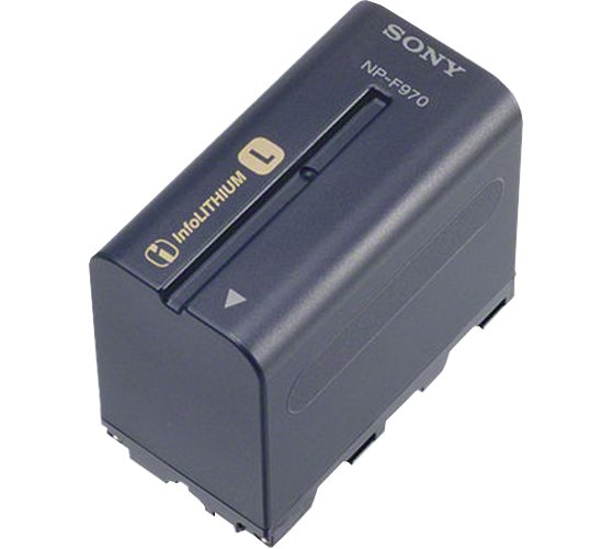 Lithium-Ion Camcorder Battery