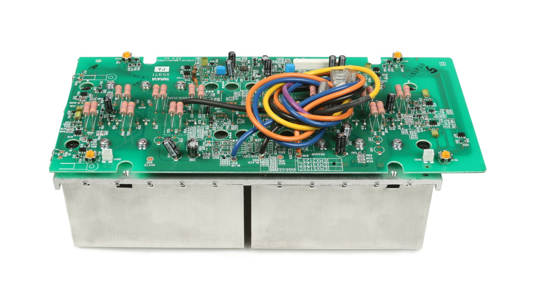 Yamaha WE52060R EMX312SC Amp PCB Assembly | Full Compass Systems