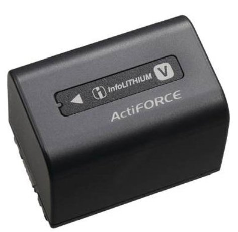 Rechargeable Camcorder Battery, Li-Ion