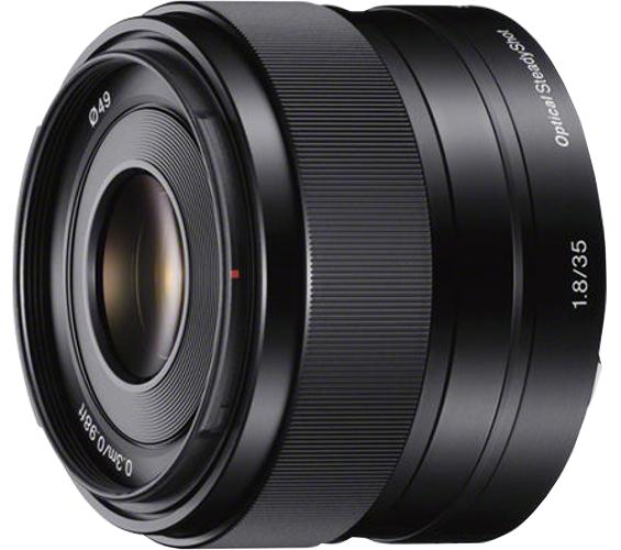 35mm f/1.8 Prime Lens