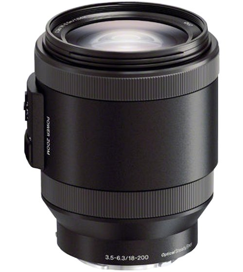 Sony SELP18200 18-200mm f/3.5-6.3 Telephoto Lens SELP18200