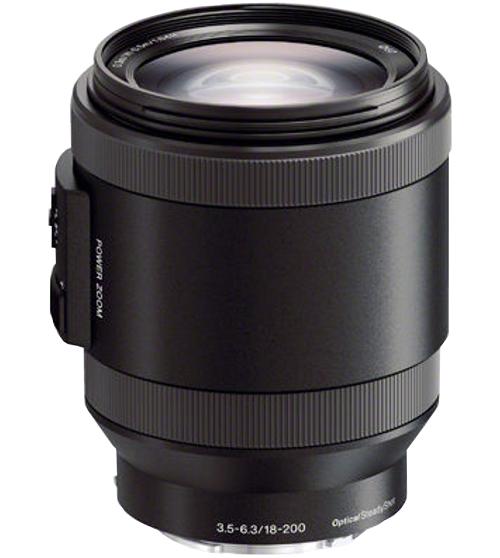 18-200mm f/3.5-6.3 Telephoto Lens