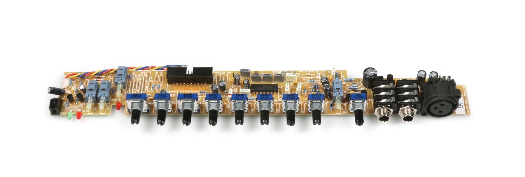 MXI12 Mono Channel PCB