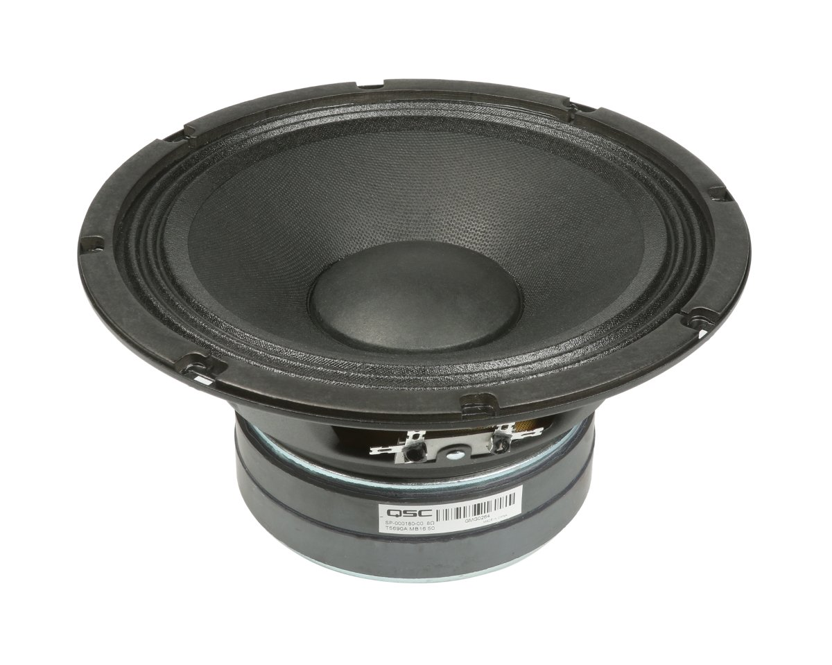 "QSC SP-000180-00 8"" Woofer for K8 SP-000180-00"